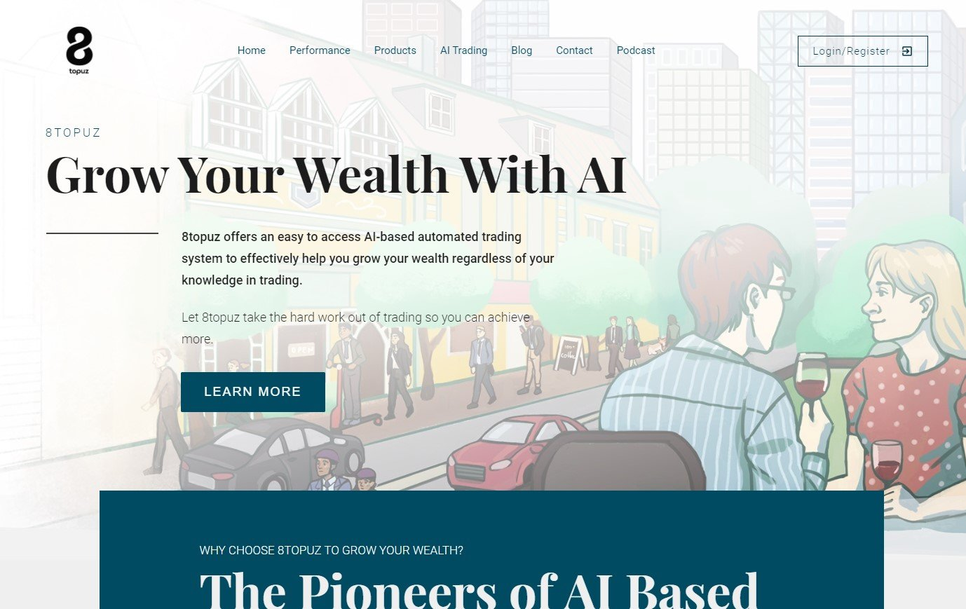 Grow Your Wealth With AI